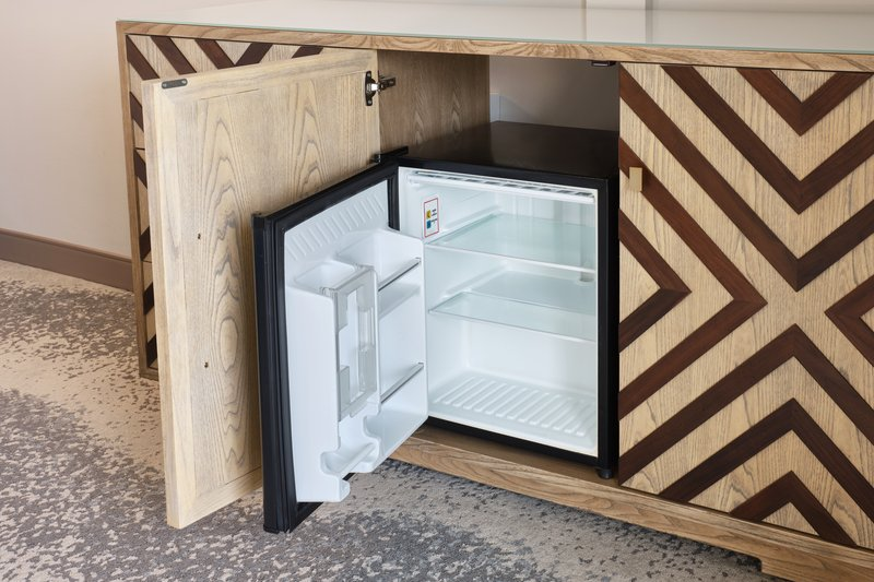 Waikiki Beachcomber By Outrigger - Room Amenities Fridge <br/>Image from Leonardo