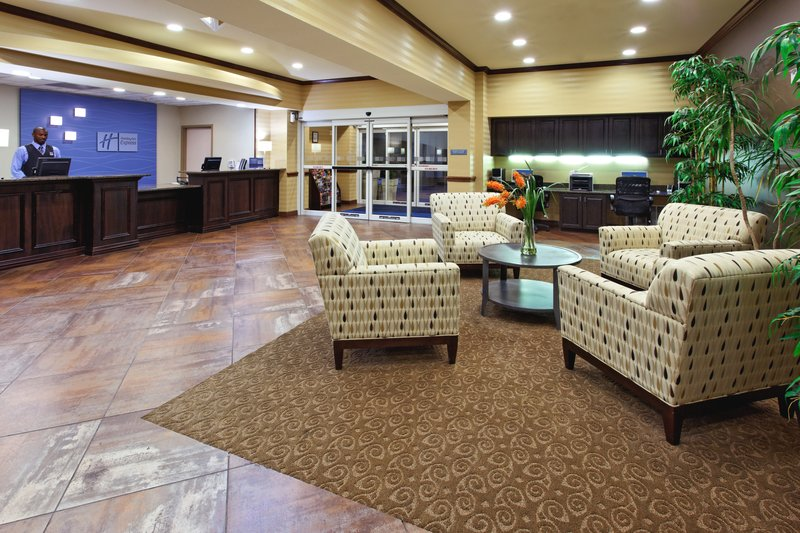 Holiday Inn Express & Suites Cleburne-Hotel Lobby<br/>Image from Leonardo