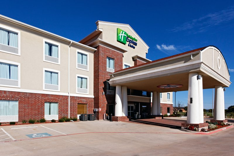 Holiday Inn Express & Suites Cleburne-Exterior Feature Day<br/>Image from Leonardo