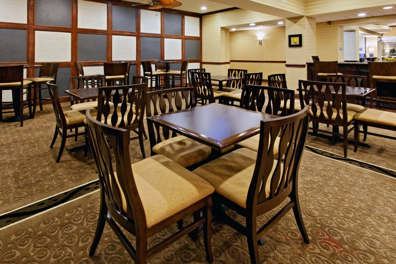 Holiday Inn Express & Suites Cleburne-Breakfast Area<br/>Image from Leonardo
