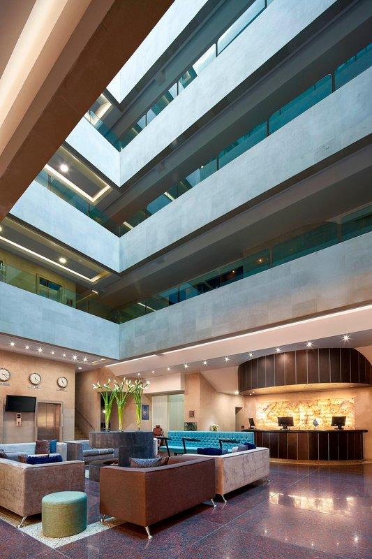 Four Points by Sheraton Mexico City, Colonia Roma-Lobby<br/>Image from Leonardo