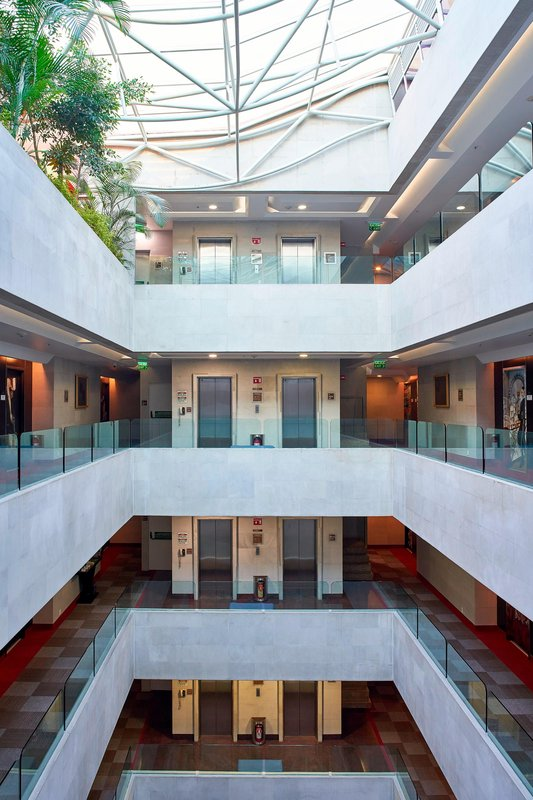 Four Points by Sheraton Mexico City, Colonia Roma-Hotel Details<br/>Image from Leonardo