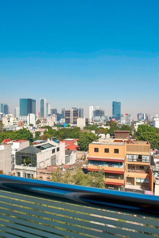 Four Points by Sheraton Mexico City, Colonia Roma-Queen/Queen Standard Guest Room - City View<br/>Image from Leonardo