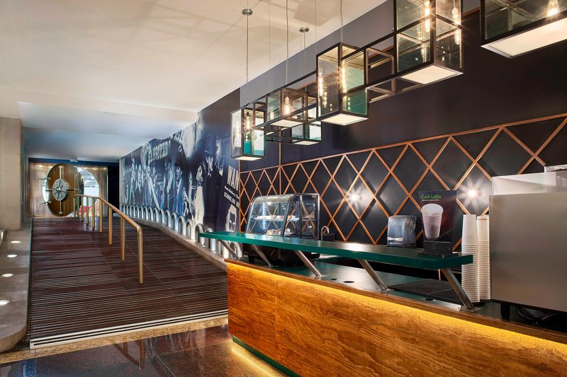 Four Points by Sheraton Mexico City, Colonia Roma-Food And Beverage Outlet<br/>Image from Leonardo