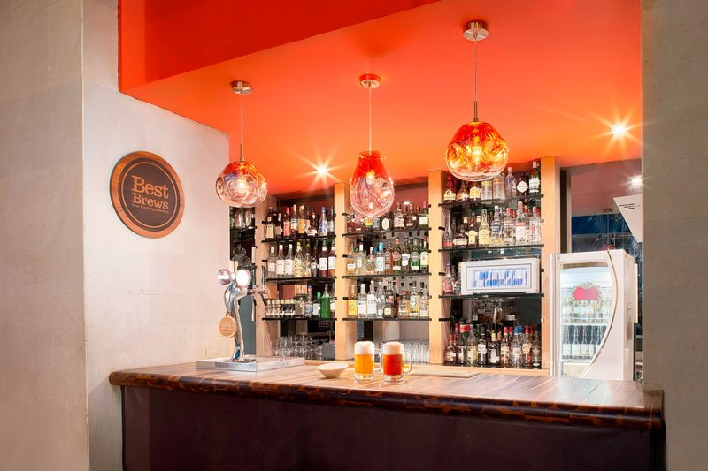 Four Points by Sheraton Mexico City, Colonia Roma-Best Brews<br/>Image from Leonardo