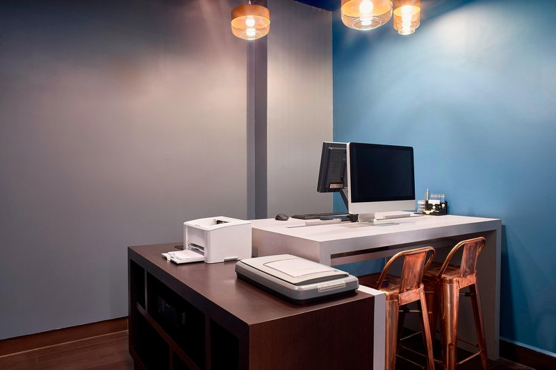 Four Points by Sheraton Mexico City, Colonia Roma-Business Center<br/>Image from Leonardo