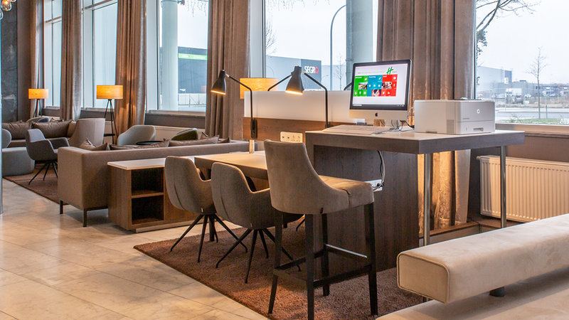 Holiday Inn Berlin Airport - Conf Centre-Business Center<br/>Image from Leonardo