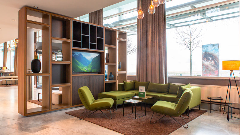 Berlin Airport Conference Centre-Hotel Lobby<br/>Image from Leonardo