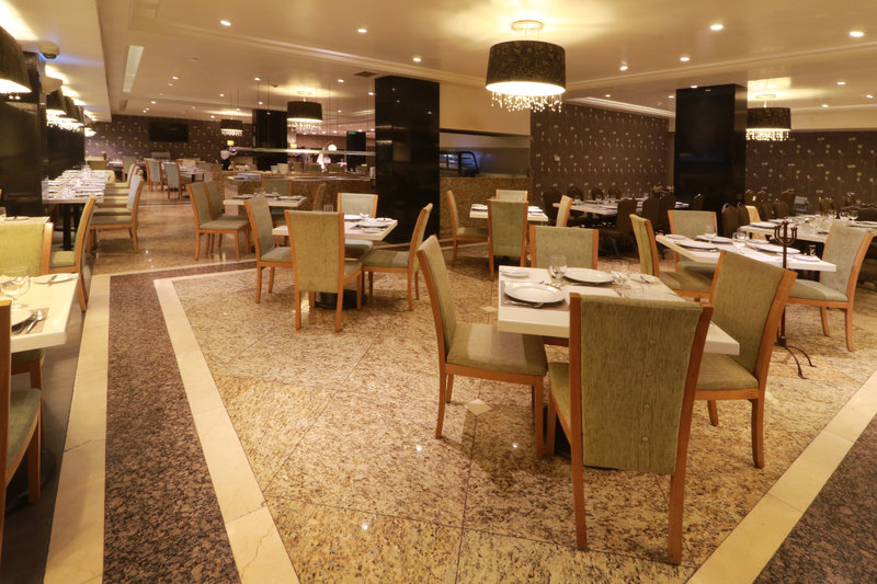 Holiday Inn Ciudad de Mexico-Trade Center-Restaurant<br/>Image from Leonardo