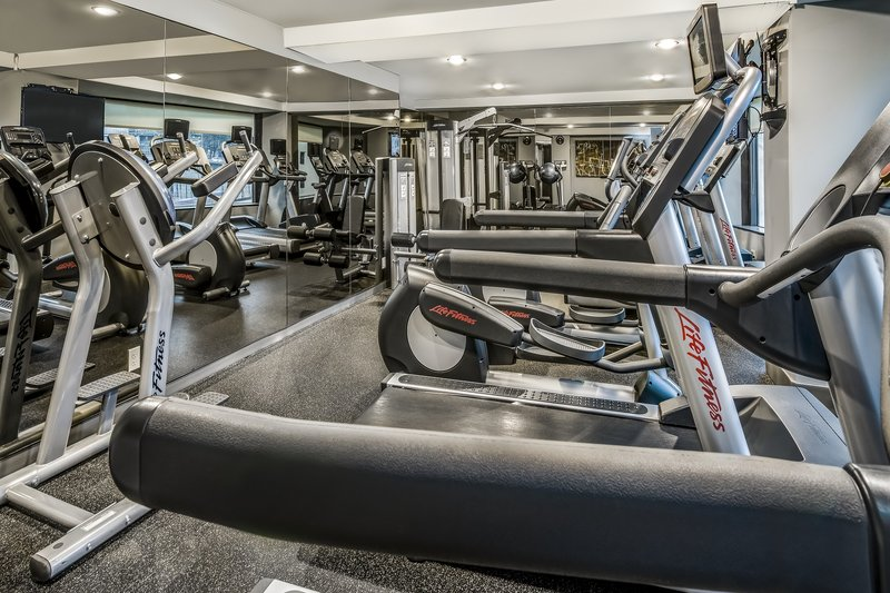 Crowne Plaza Seattle-Downtown-Work up a sweat in the Fitness Center.<br/>Image from Leonardo