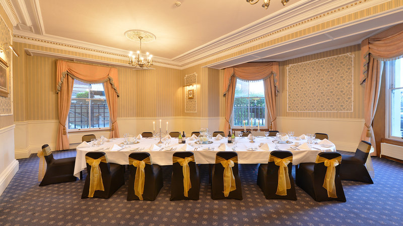 Holiday Inn Sheffield-Family gatherings, birthday parties, anniversaries all catered for<br/>Image from Leonardo