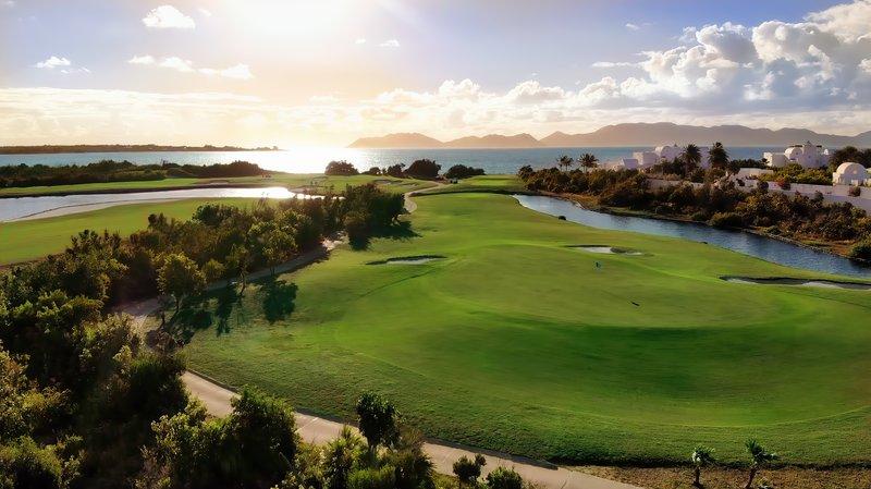 CuisinArt Golf Resort & Spa.-CuisinArt Golf Club Aerial<br/>Image from Leonardo