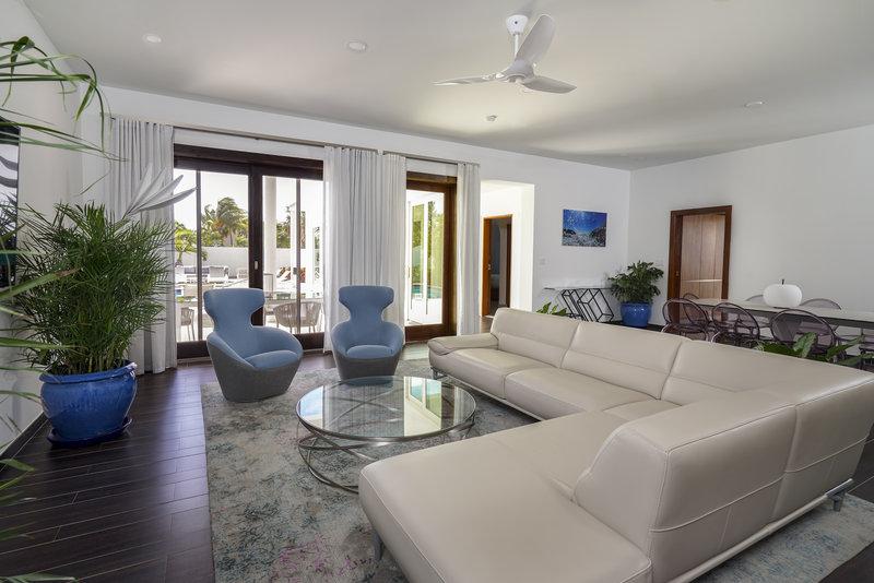 CuisinArt Golf Resort & Spa.-CuisinArt Five Bedroom Garden Villa Living Room<br/>Image from Leonardo