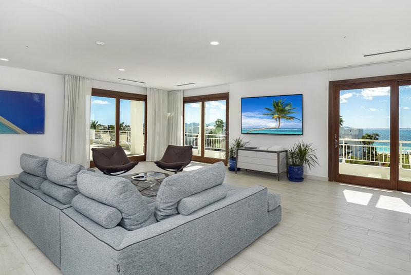CuisinArt Golf Resort & Spa.-CuisinArt Seaview Two Bedroom Penthouse Living Room<br/>Image from Leonardo