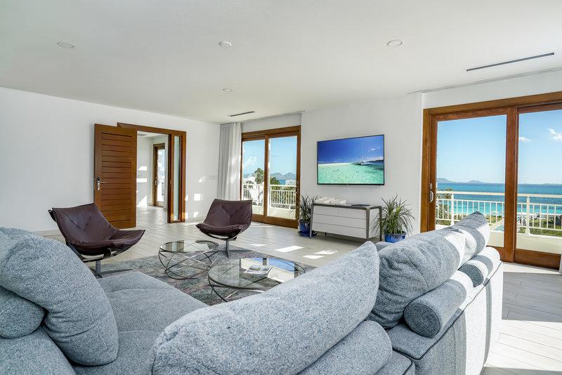 CuisinArt Golf Resort & Spa.-CuisinArt Seaview Three BR Penthouse Living Room<br/>Image from Leonardo