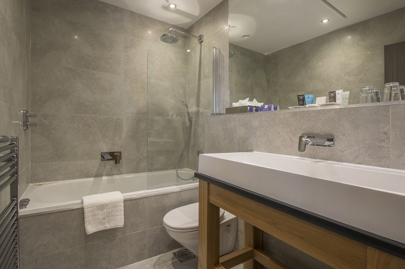 Holiday Inn Sheffield-Bath with Jacuzzi jets in one of our Suites<br/>Image from Leonardo