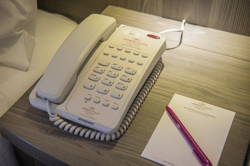 Holiday Inn Sheffield-24 hour assistance a phone call away<br/>Image from Leonardo