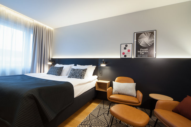 Holiday Inn Helsinki - Exhibition & Convention Centre-Our Executive rooms are located in the top floor of the hotel<br/>Image from Leonardo