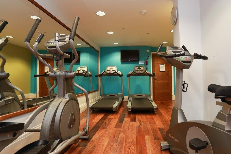 Indigo Edinburgh-Fitness Center<br/>Image from Leonardo
