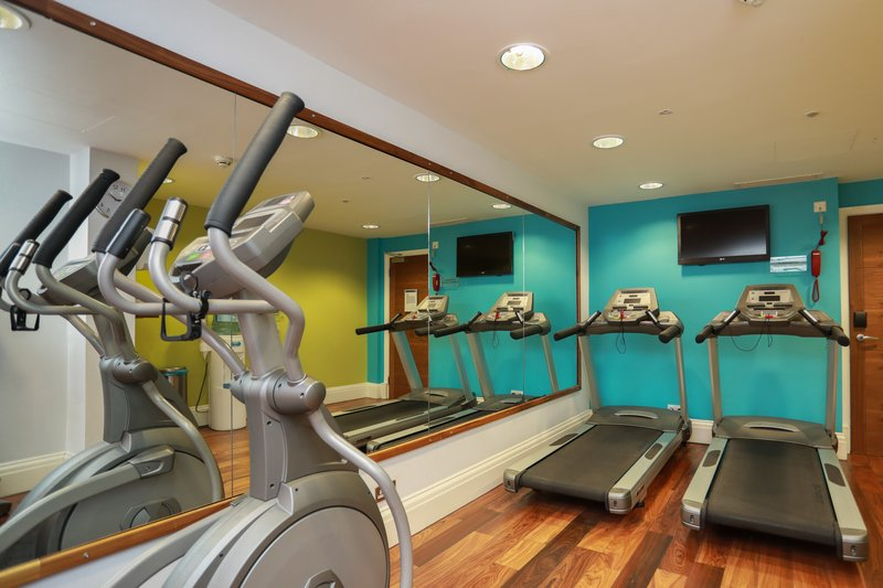 Indigo Edinburgh-Gym<br/>Image from Leonardo