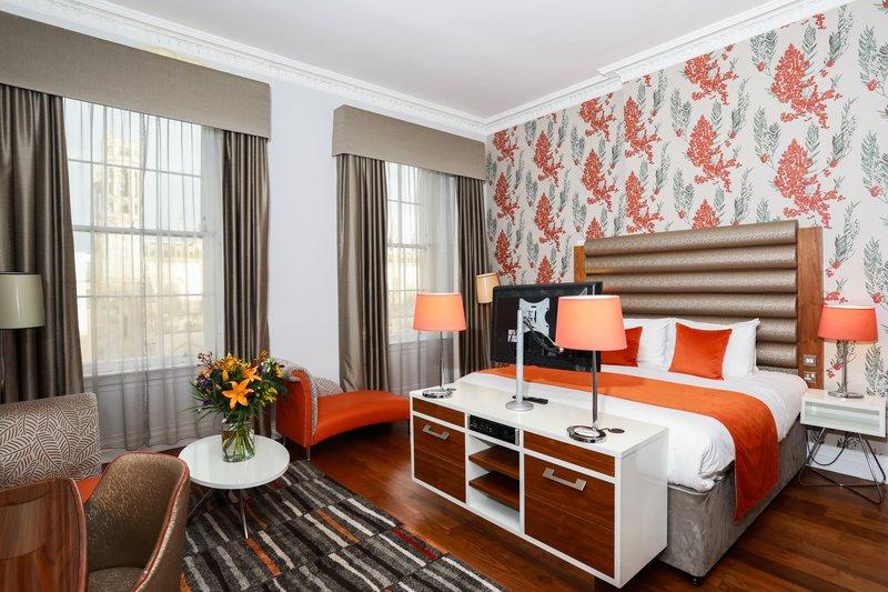 Indigo Edinburgh-Guest Room<br/>Image from Leonardo