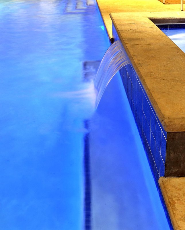 Holiday Inn Hotel & Suites Charleston West-Swimming Pool Water Feature<br/>Image from Leonardo
