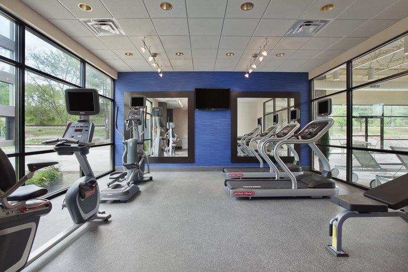 Holiday Inn Hotel & Suites Charleston West-Fitness Center<br/>Image from Leonardo