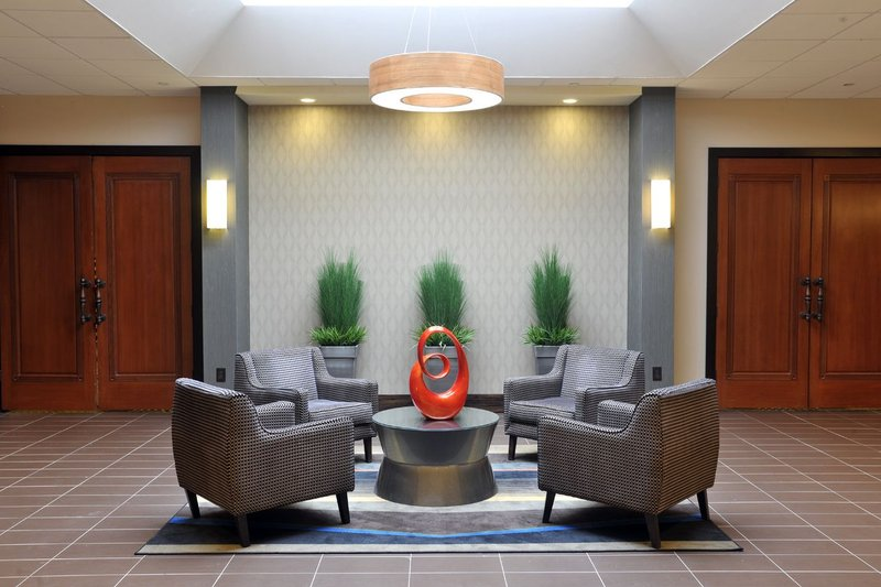 Holiday Inn Hotel & Suites Charleston West-Reception Area<br/>Image from Leonardo