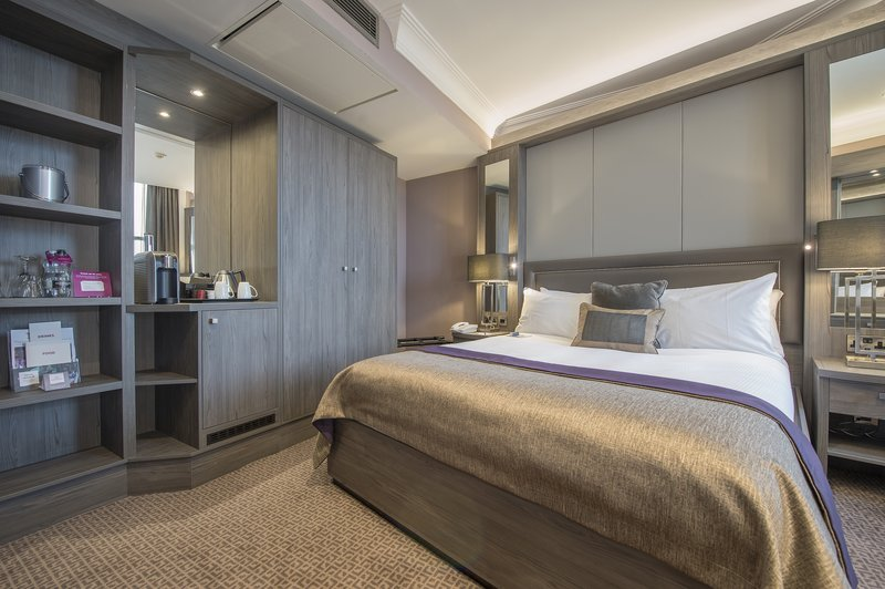 Holiday Inn Sheffield-Relax is our newly refurbished Suites <br/>Image from Leonardo