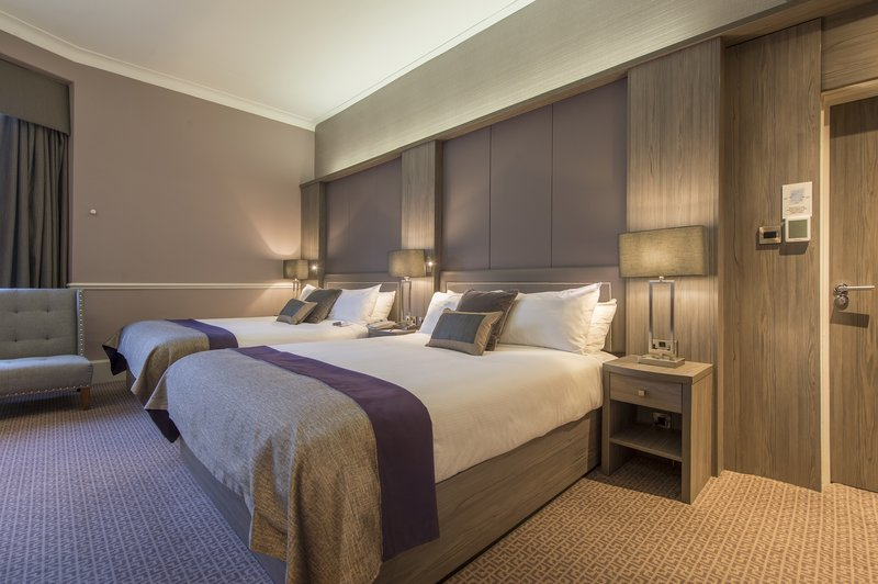 Holiday Inn Sheffield-Our Twin rooms have 2 double beds<br/>Image from Leonardo