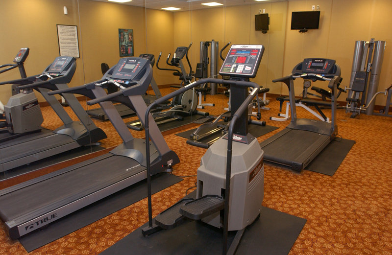 Holiday Inn Hotel & Suites Owatonna-Fitness Center<br/>Image from Leonardo