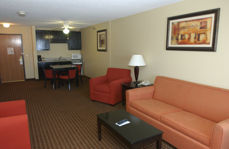 Holiday Inn Hotel & Suites Owatonna-King Bed Whirlpool Suite<br/>Image from Leonardo
