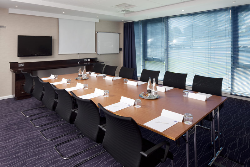 Holiday Inn Express Burnley M65, Jct.10-Towneley, seating up to 18 people boardroom<br/>Image from Leonardo