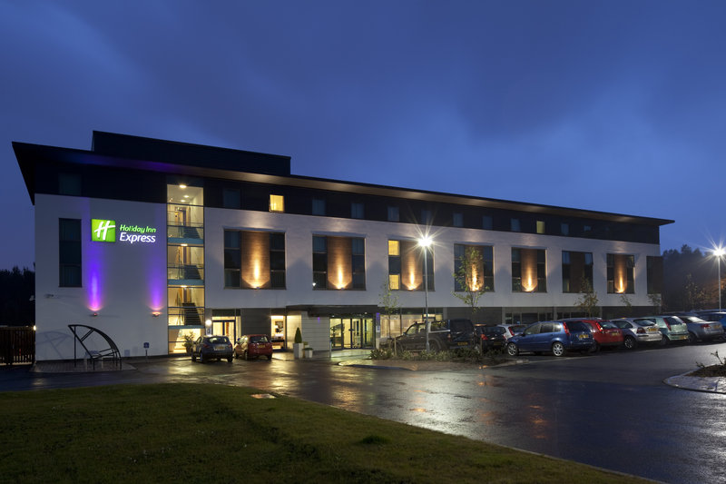 Holiday Inn Express Burnley M65, Jct.10-Welcome to Holiday Inn Express Burnley, our team awaits you<br/>Image from Leonardo