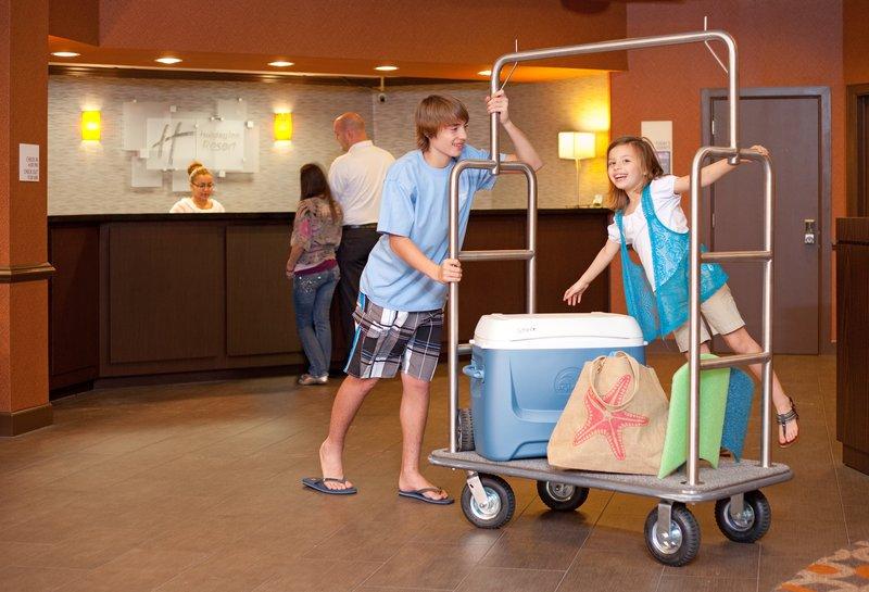 Holiday Inn Resort Galveston-On The Beach-Resort Lobby<br/>Image from Leonardo