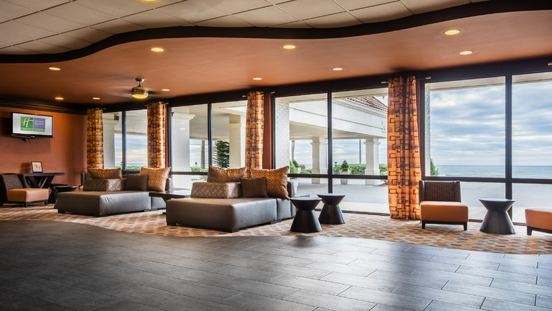 Holiday Inn Resort Galveston-On The Beach-Hotel Lobby<br/>Image from Leonardo