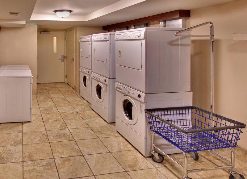 Staybridge Suites Davenport-Laundry Facility<br/>Image from Leonardo