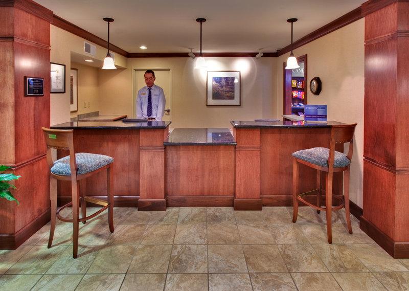 Staybridge Suites Davenport-Front Desk<br/>Image from Leonardo