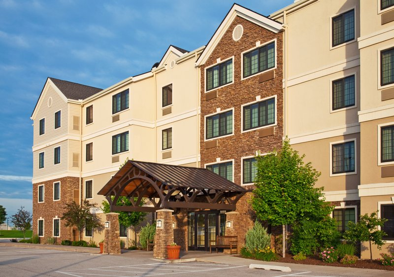 Staybridge Suites Davenport-Hotel Exterior<br/>Image from Leonardo
