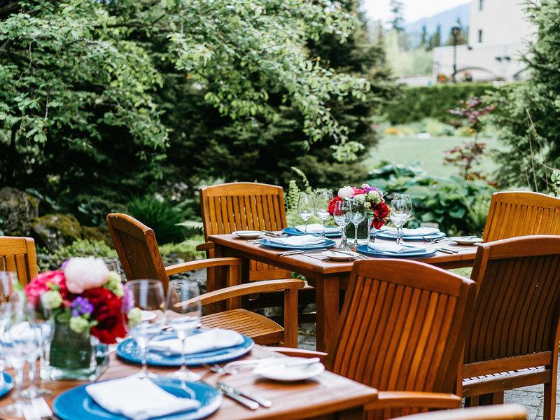 Fairmont Chateau Whistler-Restaurant<br/>Image from Leonardo