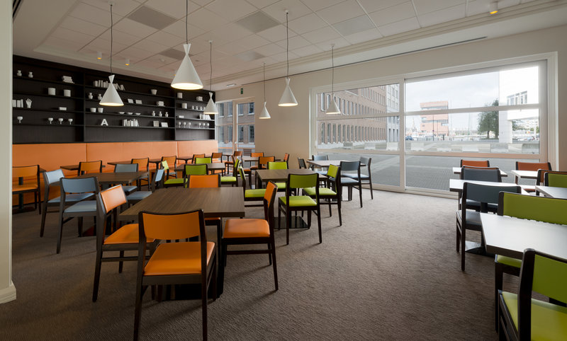Holiday Inn Express Antwerp City - North-Restaurant - Lounge<br/>Image from Leonardo