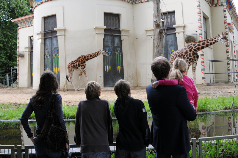 Holiday Inn Express Antwerp City - North-Antwerp Zoo<br/>Image from Leonardo
