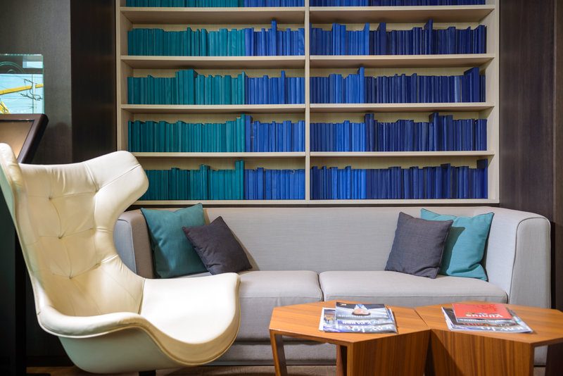 Holiday Inn Vilnius-Have a cup of tea/coffee and relax in our chairs<br/>Image from Leonardo