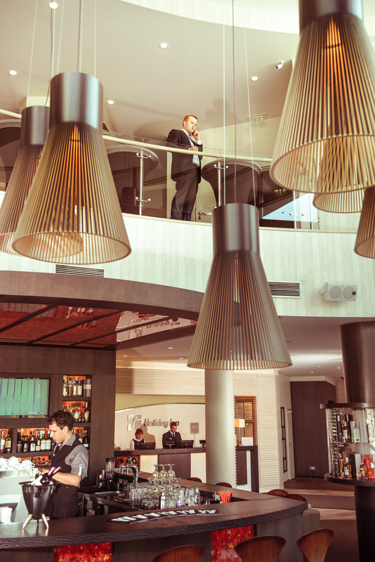 Holiday Inn Vilnius-Lobby area<br/>Image from Leonardo