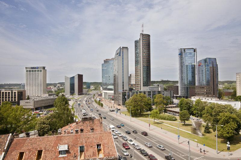 Holiday Inn Vilnius-Business district<br/>Image from Leonardo