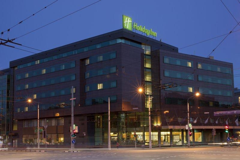 Holiday Inn Vilnius-Night at Holiday Inn Vilnius<br/>Image from Leonardo