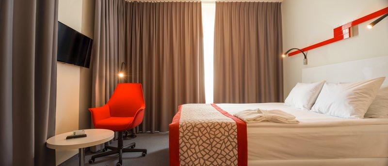 Holiday Inn Vilnius-Executive Double Bed Room<br/>Image from Leonardo