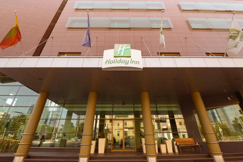 Holiday Inn Vilnius-Welcome to Holiday Inn Vilnius<br/>Image from Leonardo