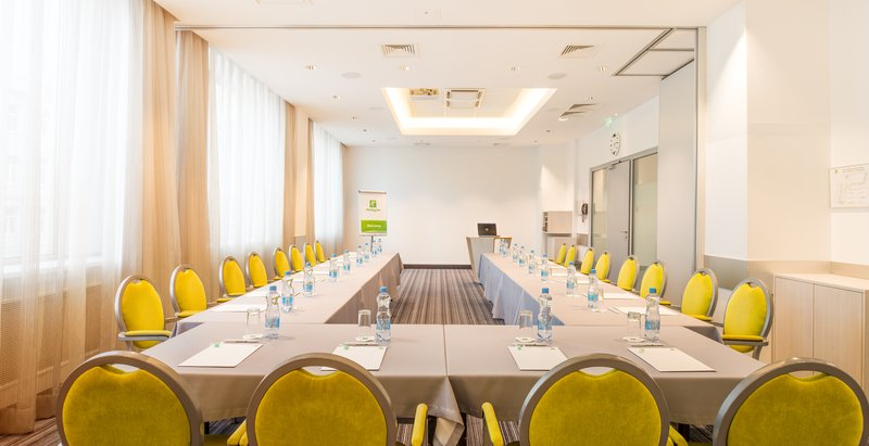 Holiday Inn Vilnius-Meeting Room<br/>Image from Leonardo