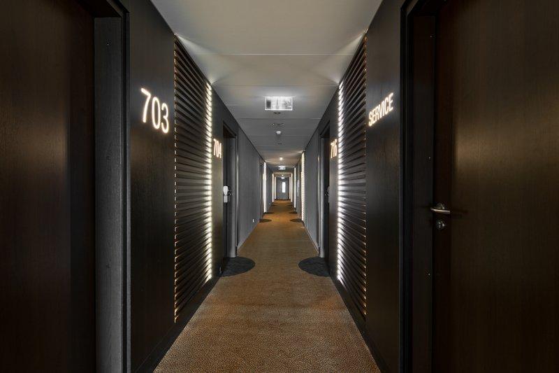 Holiday Inn Vilnius-Hallway<br/>Image from Leonardo